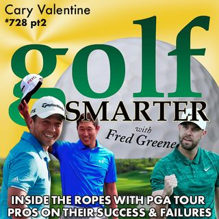 Pt2 Inside the Ropes with PGA Tour Pros on Success, Failure, and Their Mental Game
