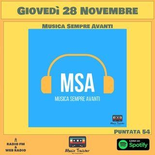 Musix Twister - 28 Novembre