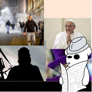 C'è un terrorista, un francese e Superman comunista