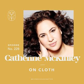 S05 Episode 228 | CATHERINE MCKINLEY, AUTHOR OF THE AFRICAN LOOKBOOK, ON THE DEEP MEANING CONNECTED TO CLOTH, THE POWER OF THE CAMERA AND SE