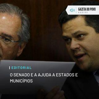 Editorial: O Senado e a ajuda a estados e municípios