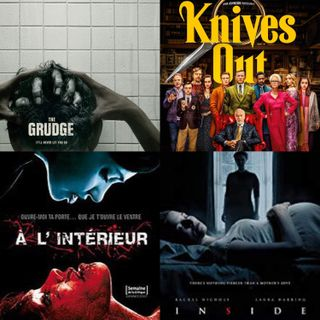 "Knives Out, The Grudge, And a Remake Showdown of ""INSIDE"" (French vs English)"