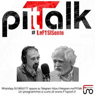 Pit Talk - F1 - puntata 191 - Doppietta Ferrari, Vettel ritrovato?