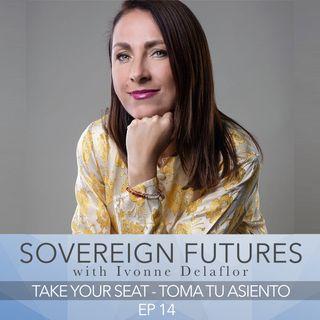 014 - Take Your Seat - Toma Tu Asiento