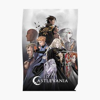 TV Party Tonight: Castlevania (season 4)