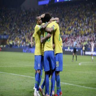 Copa America - Brasile che fatica!