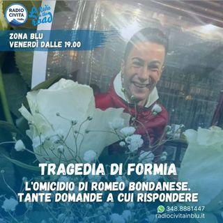 Sconforto e speranza a Formia, l'intervista a don Mariano Salpinone