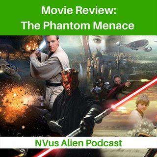Movie Review: The Phantom Menace