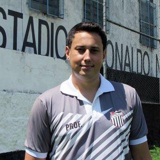 Futebol por quem faz, entrevista com o técnico Diego Brandão