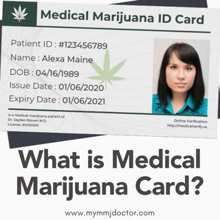Overview of Medical Marijuana Card and 420 Evaluations