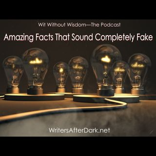 Amazing Facts That Sound Completely Fake