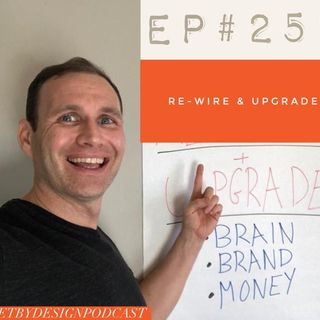 #259: Rewire & Upgrade. Brain, Money & Brand