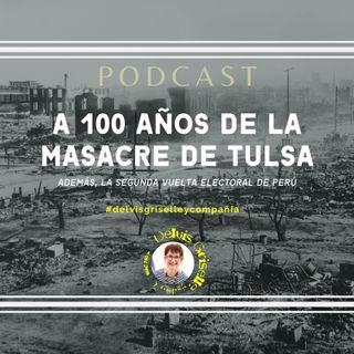 A cien años de la masacre de Tulsa
