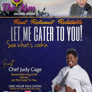 FOOD NETWORK  CHEF JUDY