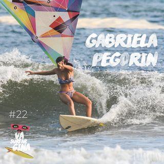 22 - Como as pressões estéticas do surf podem afetar a performance | Com Gabriella Pegorin