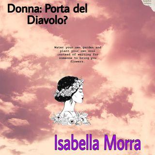 DONNA: PORTA DEL DIAVOLO? - Isabella Morra