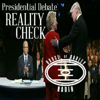 Presidential Debate Reality Check