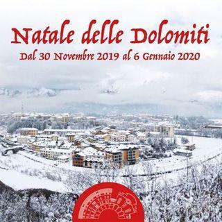 """Il """"Natale delle Dolomiti"""". Intervista con Annamaria Bristot."""