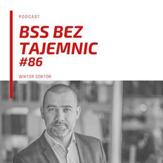 #86 Ludzie BSS - Cezary Maciołek