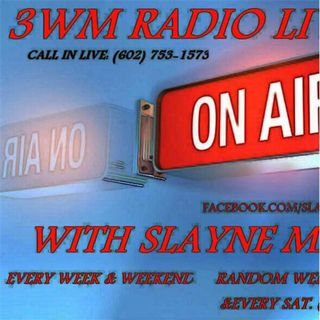 WEEKDAYS WITH SLAYNE MARTYR W/SPECIAL GUEST ANT LOC OF HGS SAVAGE FAM
