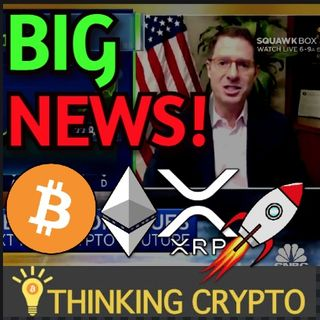 BITCOIN Mass Exposure & World Economic Forum Crypto - US Crypto Regulations