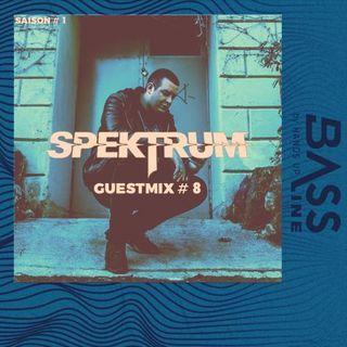 Bassline Guestmix #8 : Spektrum