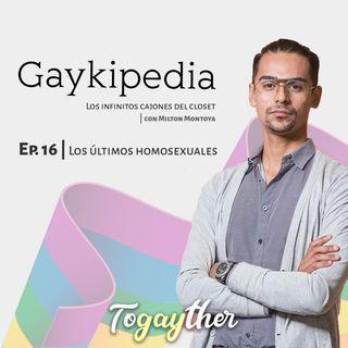Los últimos homosexuales