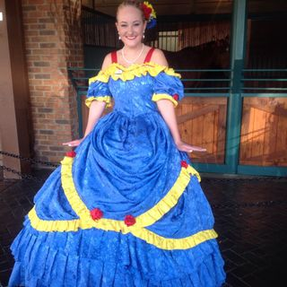 Around the World: Dixie Stampede Greeter McKenzie