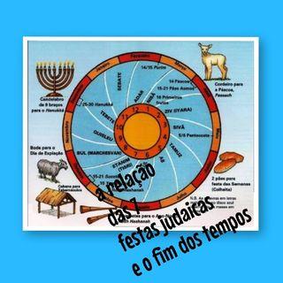 A Relação Das 7 Festas Judaicas E O Fim Dos Tempos