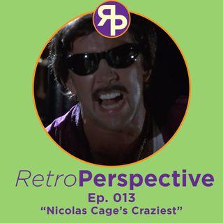 Nicolas Cage's Craziest
