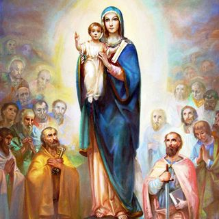 Gospel Reflection: Blessed Virgin Mary, Mother of the Church