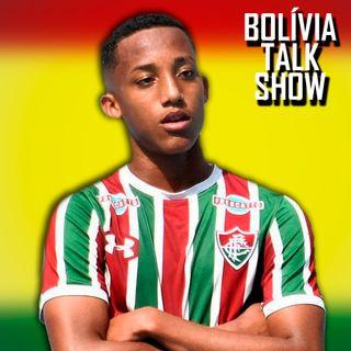 #27. Entrevista: João Pedro - Bolívia Talk Show