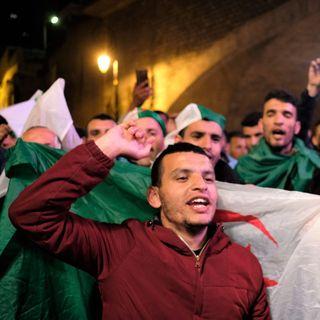 Le voci delle strade di Algeri dopo le dimissioni del presidente Bouteflika