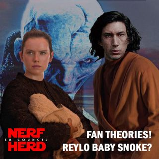 Awful Star Wars Fan Theories! - NHC: August 19, 2018