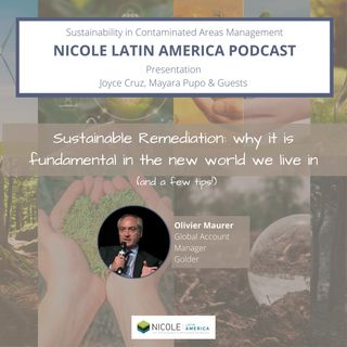 Sustainable Remediation: why it is fundamental in the new world we live in (and a few tips!)