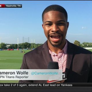 DT Daily 7/26: Dolphins Reporter Cameron Wolfe of ESPN