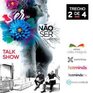 #SerouNãoSer — Tecnologia e o Rumo da Sociedade Humana