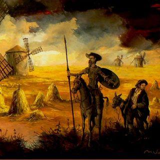 El Quijote y la conciencia europea