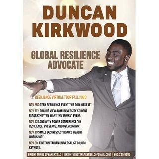 Duncan Kirkwood and The Art of Bouncing Back