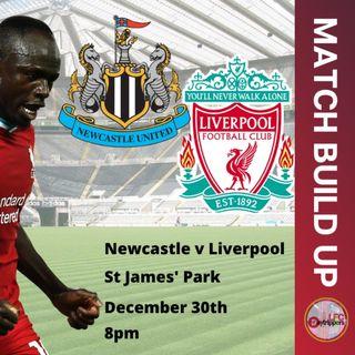 Newcastle v Liverpool | Match Build Up Show