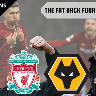Liverpool Maul Wolves | FB4