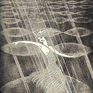 """Lotus Light"" & ""The Prophet"" by Ruth St Denis"