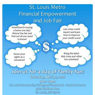 STL Regional Unbanked Taskforce-Empowerment and Job Fair