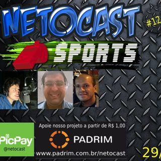 NETOCAST 1249 DE 29/01/2020 - ESPORTES - F1 - FUTEBOL - NFL - NBA - UFC - BELLATOR