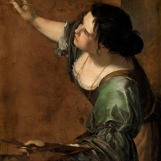 Episode 120: Women Artists, Allegory and the Self-Portrait
