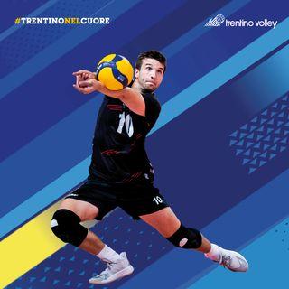Le prime parole da giocatore di Trentino Volley di Julian Zenger (IN INGLESE)
