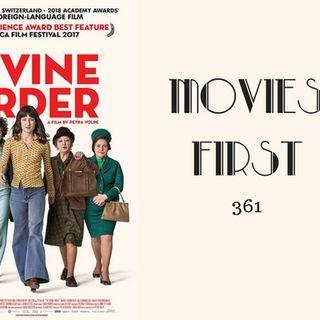 361: The Divine Order (Switzerland) - Movies First with Alex First
