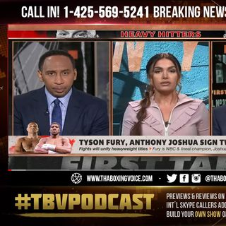 ☎️Max Kellerman: Deontay Wilder Receiving STEP A-SIDIE💰MONEY🤑For Allowing Fury vs Joshua😱