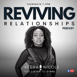 Reviving Relationships Podcast