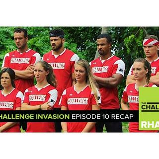 MTV Reality RHAPup | The Challenge Invasion Episode 10 RHAPup